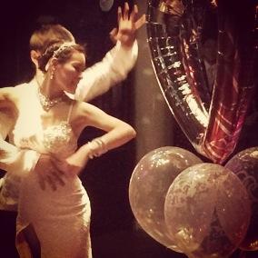 ウェディングで社交ダンス♪オーダードレスの感想